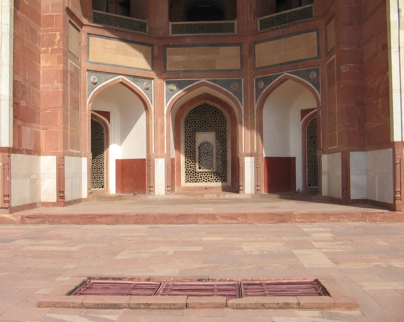 Mughal Architecture: Humayun's Tomb, Delhi
