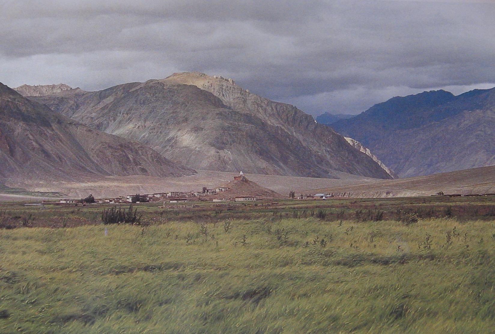 Pipting Village,Ladakh