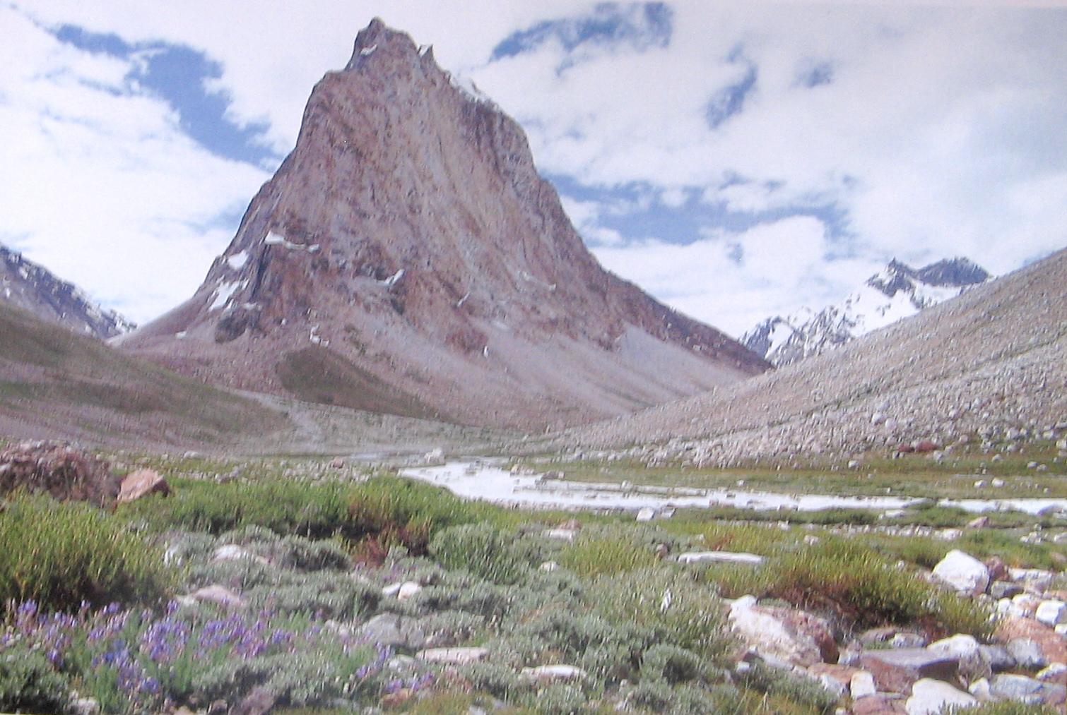Gonbo Rangjon Peak, Ladakh