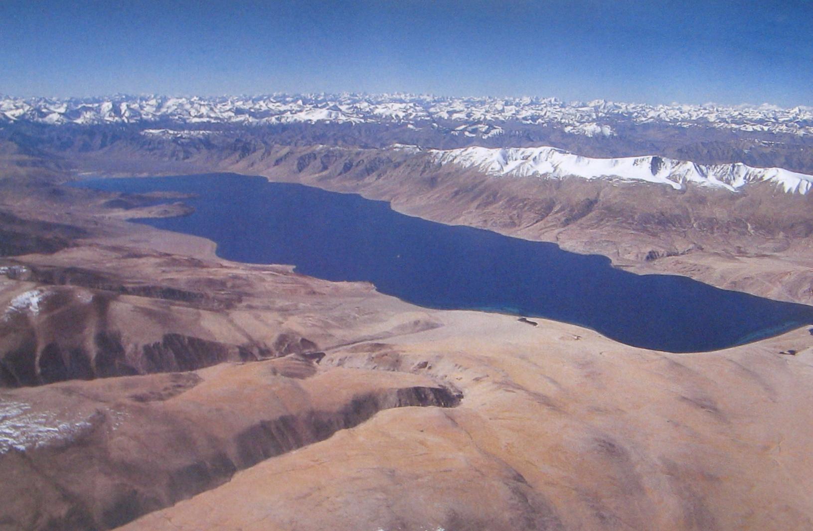 Tsomo-riri Lake, Ladakh